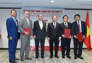 Doanh nghiệp Việt ký các hợp đồng tỷ USD với đối tác Mỹ