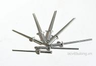 Aluminium/steel blind rivets