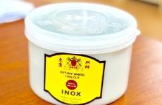 Đá Cắt Sắt, Inox 107 Sư Tử